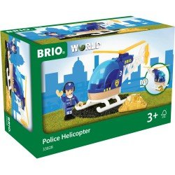 Brio policijos sraigtasparnis