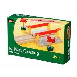 Brio RAILWAY geležinkelio pervaža