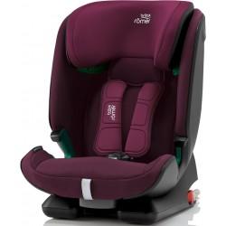 Britax automobilinė kėdutė ADVANSAFIX M i-SIZE Burgundy Red