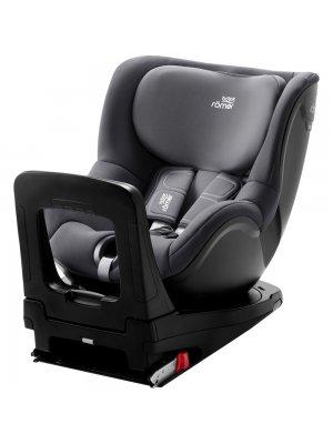 Britax automobilinė kėdutė DUALFIX i-SIZE BR Storm Grey ZS SB