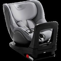 Britax automobilinė kėdutė DUALFIX M i-SIZE Grey Marble ZS SB