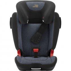Britax automobilinė kėdutė KIDFIX II XP SICT BR BLACK SERIES Blue Marble ZS SB