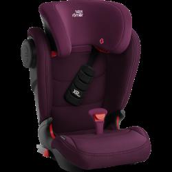 Britax automobilinė kėdutė KIDFIX III S Burgundy Red
