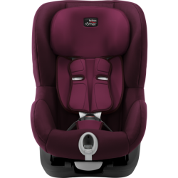 Britax automobilinė kėdutė KING II BR BLACK SERIES Burgundy Red ZR SB