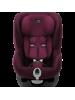 Britax automobilinė kėdutė KING II BR BLACK SERIES Burgundy Red ZR SB