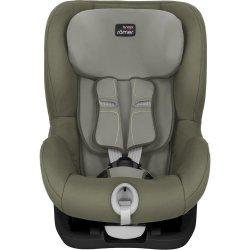 Britax automobilinė kėdutė KING II BR BLACK SERIES Olive Green ZR SB