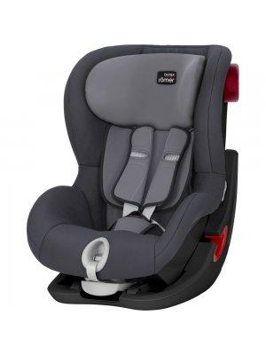 Britax automobilinė kėdutė KING II BR BLACK SERIES Storm Grey ZR SB