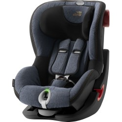 Britax automobilinė kėdutė KING II LS BLACK SERIES Blue Marble ZR