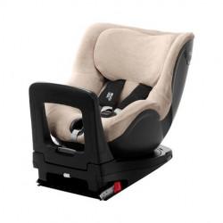 Britax RÖMER užvalkalas automobilinei kėdutei Dualfix i-Size Beige