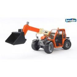 Traktorius su teleskopiniu krautuvu