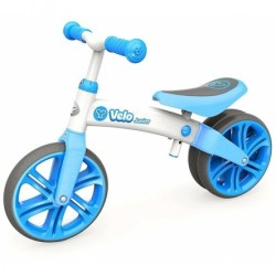 Mėlynas balansinis dviratis YVelo Junior 4L CL 2PK