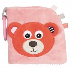 Babies pliušinė knygutė Bears cor
