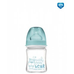 Buteliukas Anti-Colic EasyStart glass 120ml Forest Friends