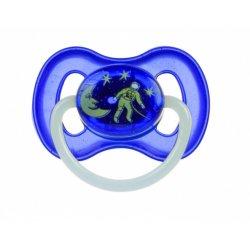 Čiulptukas lateksinis apvalus Kosmo 6-18m blue