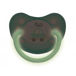 Čiulptukas lateksinis ortodontinis Toys 6-18mėn