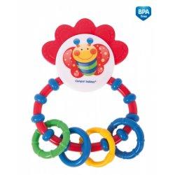 Kramtukas žaisliukas Happy Garden