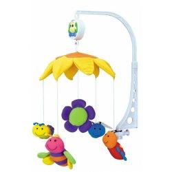 Muzikinė karuselė veliūrinė Pievoje