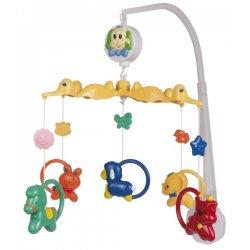 Muzikinė karuselė Žvėreliai su lanku