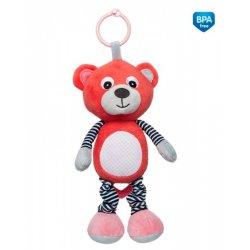 Pakabinamas muzikinis žaislas Bears Coral cor