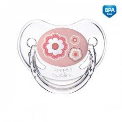 Silikoninis ortodontinis čiulptukas 1vnt Newborn 6-18m pin