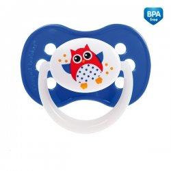Silikoninis simetrinis čiulptukas Owl 18m+