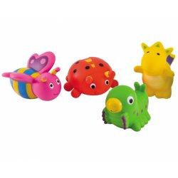 Vonios žaislų rinkinys Gyvūnai