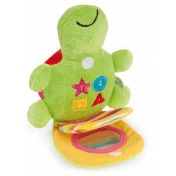 Žaislas minkštas: žaisk ir išmok - jūrų vėžlys