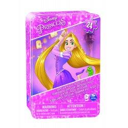 Cardinal GAMES dėlionė 3D 24d. metalinėje dėž. Disney Princess