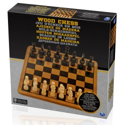 Cardinal GAMES žaidimas Mediniai šachmatai