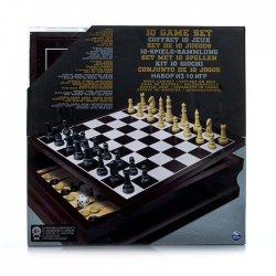 Cardinal GAMES žaidimų rinkinys šeimai medinėje dėžutėje