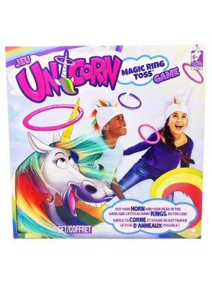 Cardinal GAMES žiedų žaidimas Unicorn Rainbow