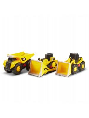 Transporto priemonė Tough Machines su šviesomis ir garsu asort.