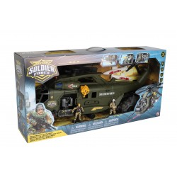 Chap MEI karinis rinkinys Soldier Force Mega Helicopter Playset