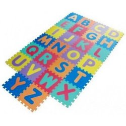 Chippy Dėlionė kilimėlis ABC A-Z 26vnt art. A169301