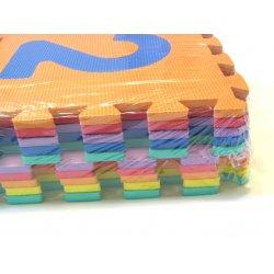 Chippy Dėlionė kilimėlis skaičiai 0-9 10vnt art.A015301