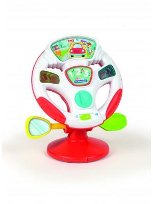 Clementoni Baby žaislinis vairas Activity Wheel