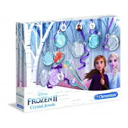 Clementoni Kūrybinis rinkinys Frozen crystal jewels