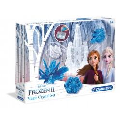 Clementoni Kūrybinis rinkinys Frozen Magic Crystal set
