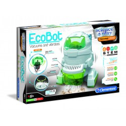 Clementoni robotas Ecobot 75040BL