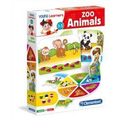 Žaidimas Animals And Their Habit (LT+LV+EE+RU)