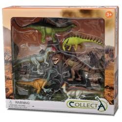 Dinozaurų rinkinys 6vnt .