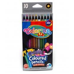 Colorino KIDS apvalūs spalvoti pieštukai spalvų 34678PTR