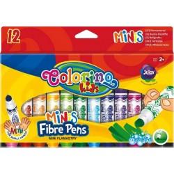 Colorino KIDS flomasteriai Mini spalvų 32117PTR