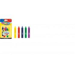 Colorino KIDS vonios pieštukai spalvos 67300PTR
