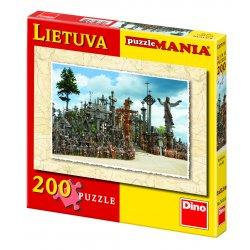 Dėlionė 200d. Lietuva Kryžių kalnas