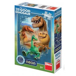 Dėlionė The Good Dinosaur (100d.)
