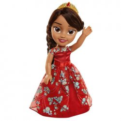 Disney PRINCESS ELENA OF AVALOR lėlė Elena Royal Ball Gown