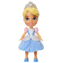 Disney PRINCESS lėlė mini Sparkle 95229-PDQ/99534/68370