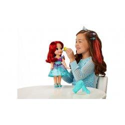 Disney PRINCESS lėlė su plaukų priežiūros rinkiniu Princess