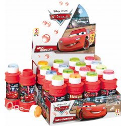 Muilo burbulai Cars 175ml